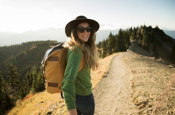 How does a leisurely hike to Canada sound—because at this point, who *can't* use a break from this country?