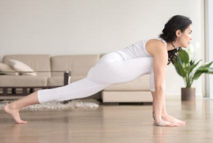 What is PiYo? A sample of the yoga-Pilates fusion