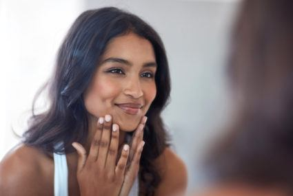 Surprise! Makeup artists say exfoliating isn't the best way to deal with flaky skin