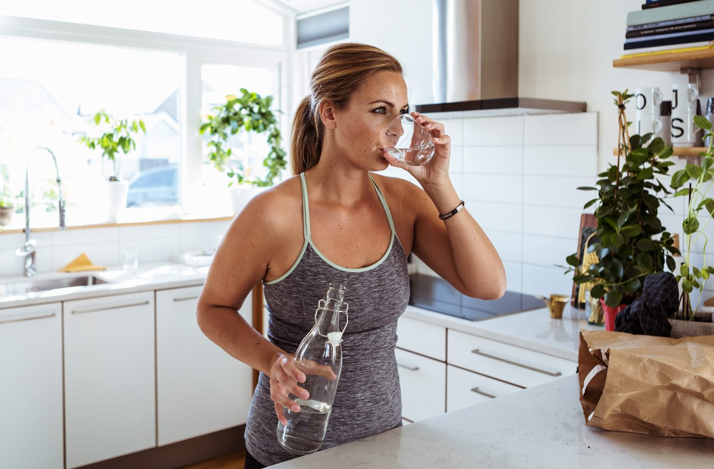 Thumbnail for Get Frequent Utis? Upping Your Daily Water Intake by *This* Much Could Cut Your Risk in Half
