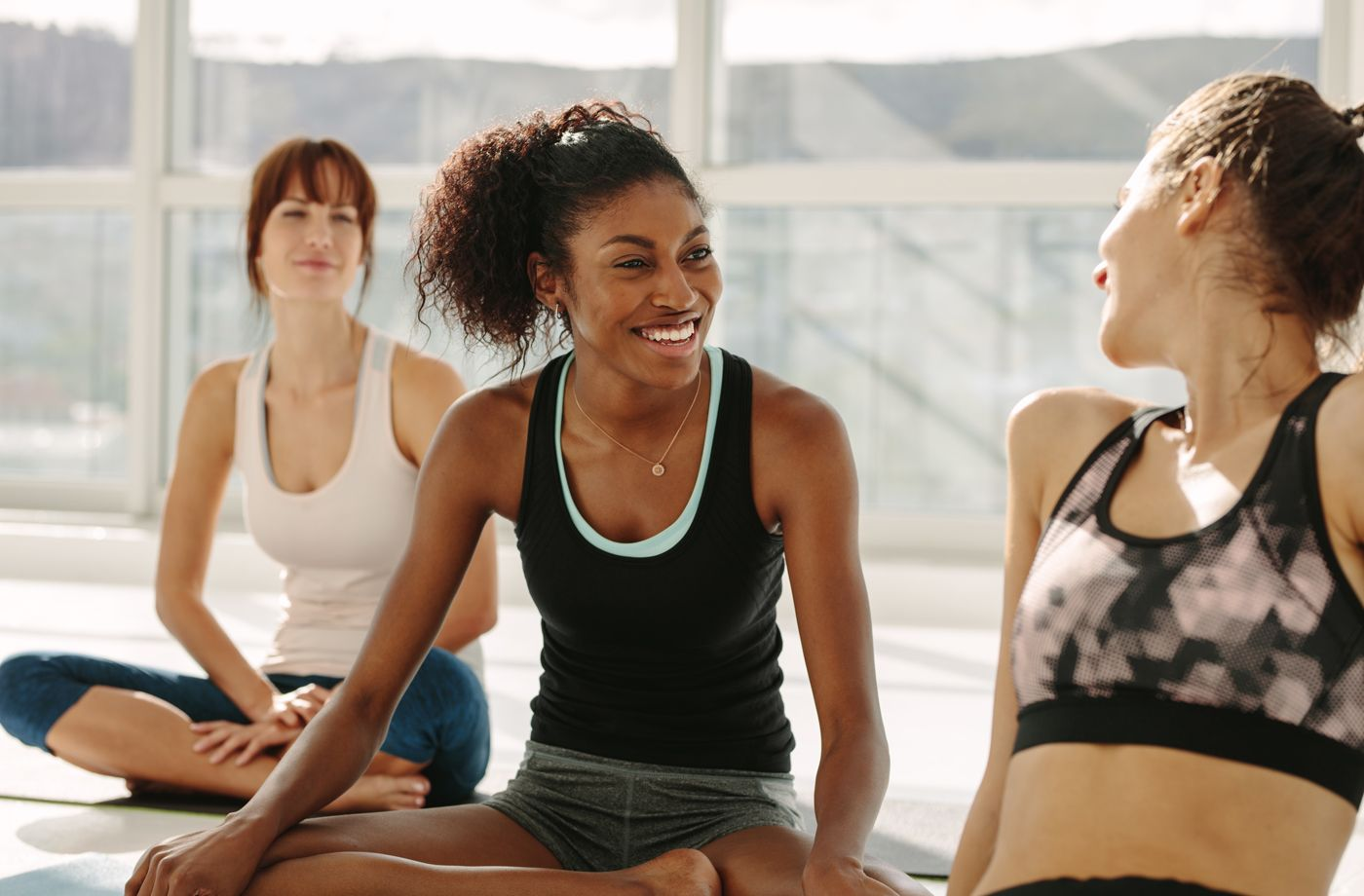 WHY WELLNESS SPACES HAVE BECOME *THE* SOCIAL HANGOUTS OF CHOICE