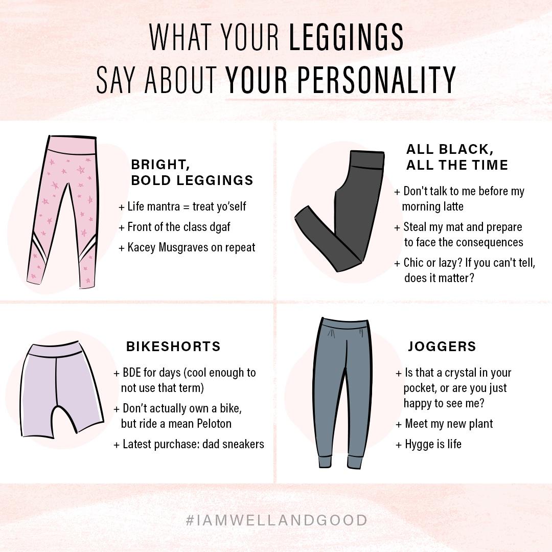 Leggings graphic