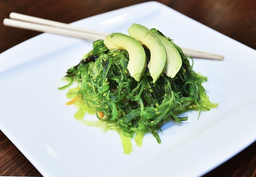 What is wakame