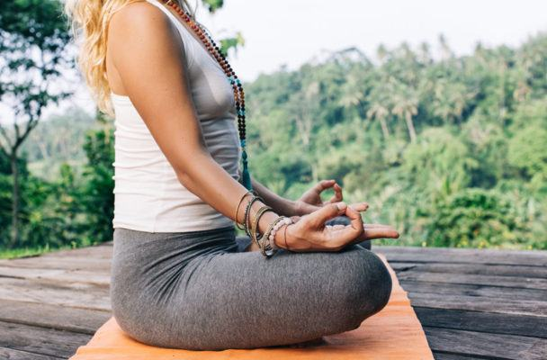 Incorporate hand mudras into your meditation practice to level up your life