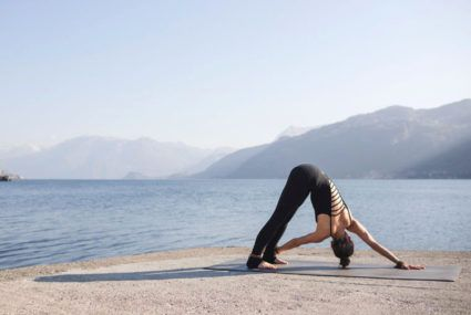 Can't touch your toes? These two yoga moves will change that