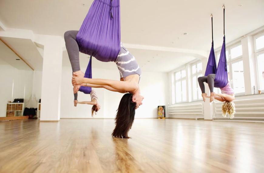 aerial yoga nyc