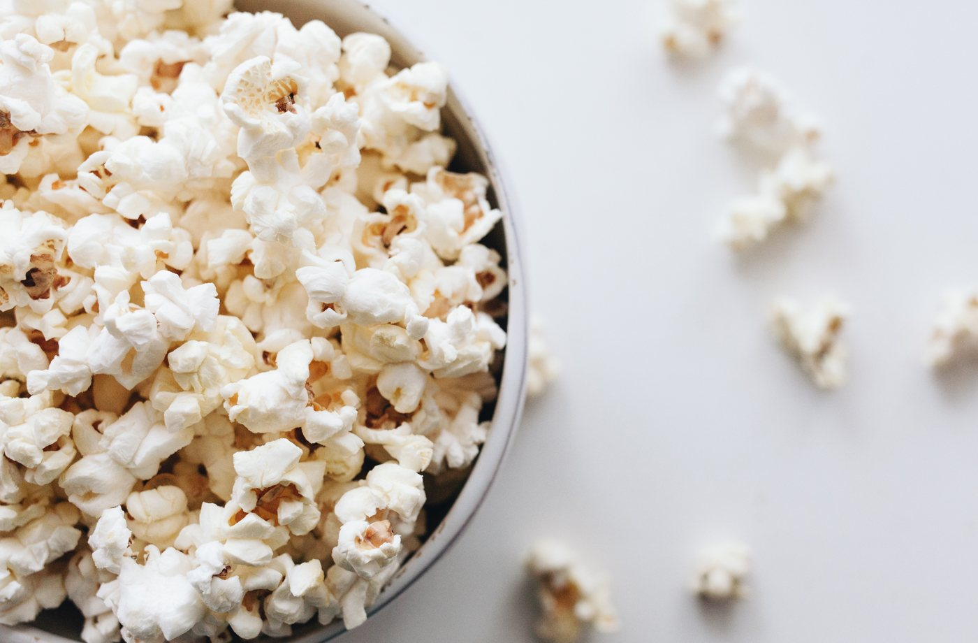 I tried Trader Joe's popcorn from the corncob | Well+Good