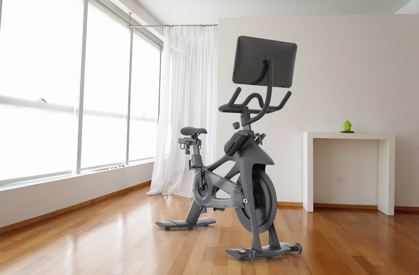 Thumbnail for The design genius behind SoulCycle and Peloton bikes is on a mission to upgrade all your workout gear