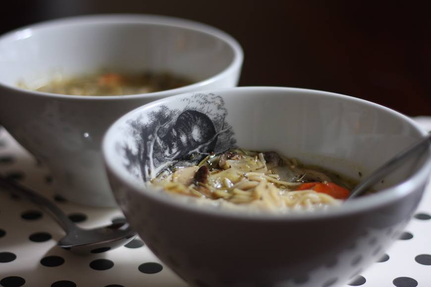 Thumbnail for 10 vegan alternatives to chicken soup