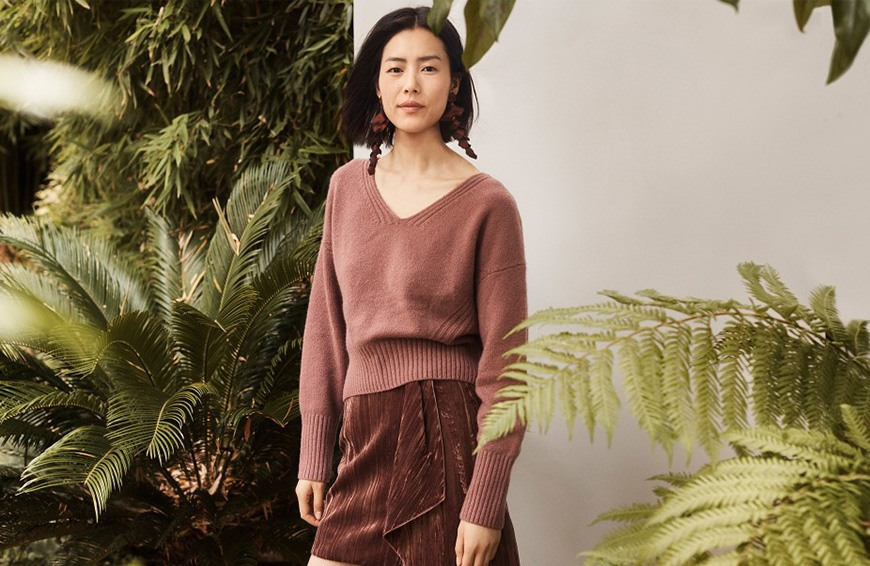 Thumbnail for H&M just launched its new ecofriendly fall collection and it's as chic as it is sustainable
