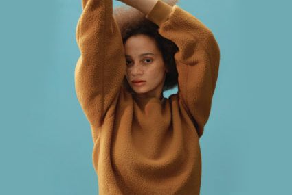This cozy sweatshirt will make you rethink everything you know about recycled plastic
