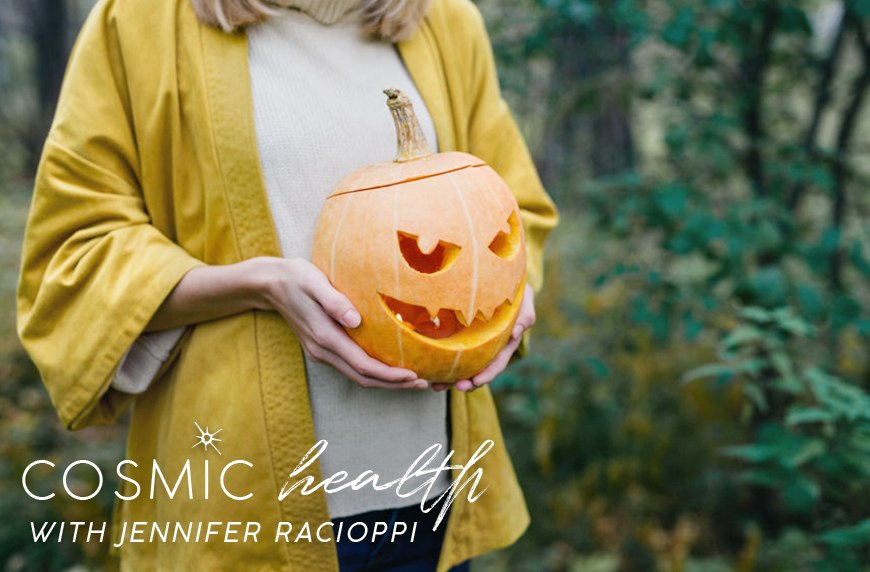 Thumbnail for The Astrological Reason Why Halloween May Feel Like a Real Turning Point This Year