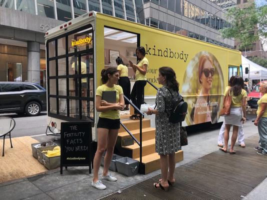 Kindbody is on a mission to reinvent women's healthcare—starting with a fertility clinic on wheels