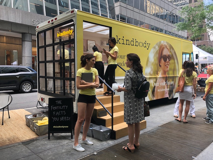 Thumbnail for Kindbody is on a mission to reinvent women's healthcare—starting with a fertility clinic on wheels