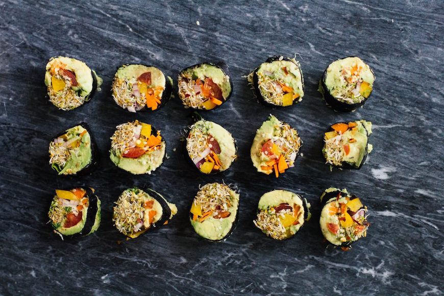 Thumbnail for 10 vegan sushi recipes that are way more exciting than a California roll