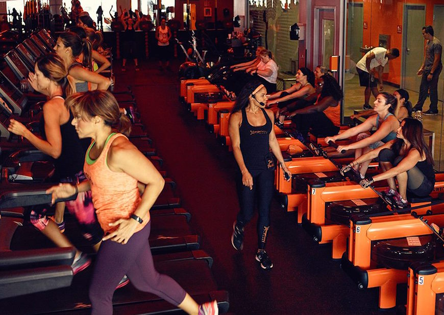 Thumbnail for 4 big Orangetheory upgrades that will make your workout even more competitive