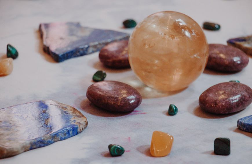 How to do crystal grids in 4 easy steps