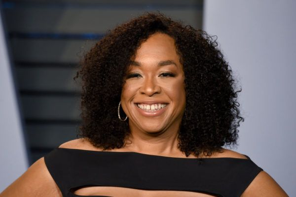 Shonda Rhimes has a message for the next generation of girls