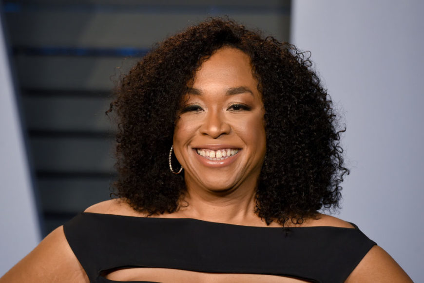 Thumbnail for Shonda Rhimes Has a Message for the Next Generation of Girls
