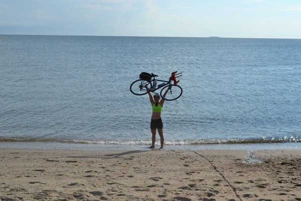 I rode 3,700 miles across the country on my bike solo