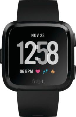 fitbit versa smartwatch best buy black friday deals