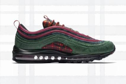 Nike's latest Air Max '97 proves layering isn't just for sweaters