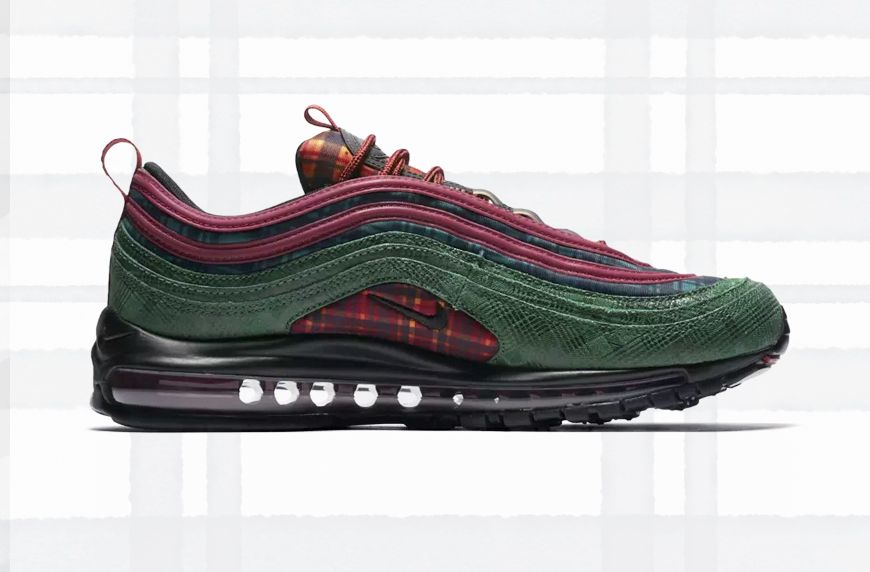 Thumbnail for Nike's latest Air Max '97 proves layering isn't just for sweaters