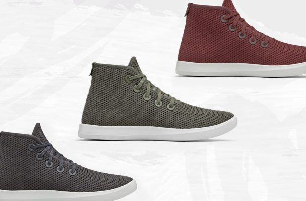 Allbirds drops its first high top, taking its sustainable sneakers to new heights