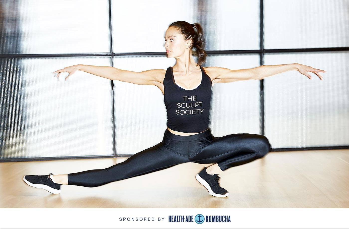 How Megan Roup ditched perfectionism and followed her gut to become a fitness phenom