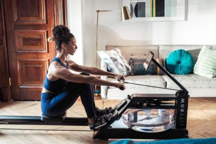 CityRow is now streaming its classes so you can work out from home