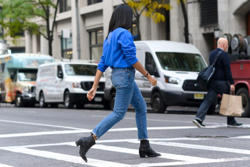 9 Pairs of Comfy Jeans That'll Convince You To Leave the Stretch for Your Workout