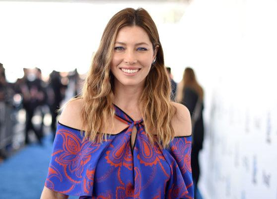 Jessica Biel has a trick for fighting off sore muscles—but you're not going to like it