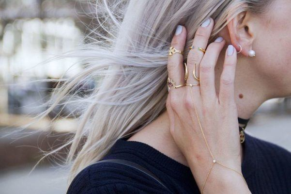 10 pieces of solid-gold jewelry that are fine AF and under $100