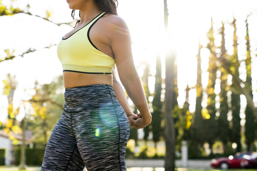 Thumbnail for There've been a *lot* of advances in sports bras this year—here are the best new ones