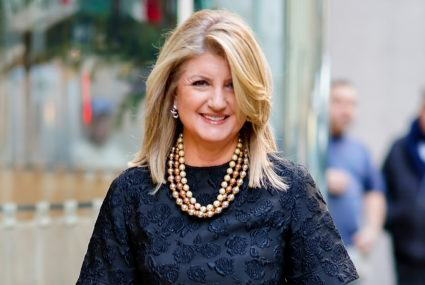Exclusive: How Arianna Huffington course-corrects stress in just one minute
