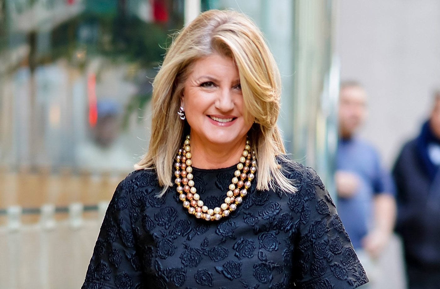 Thumbnail for Exclusive: How Arianna Huffington course-corrects stress in just one minute