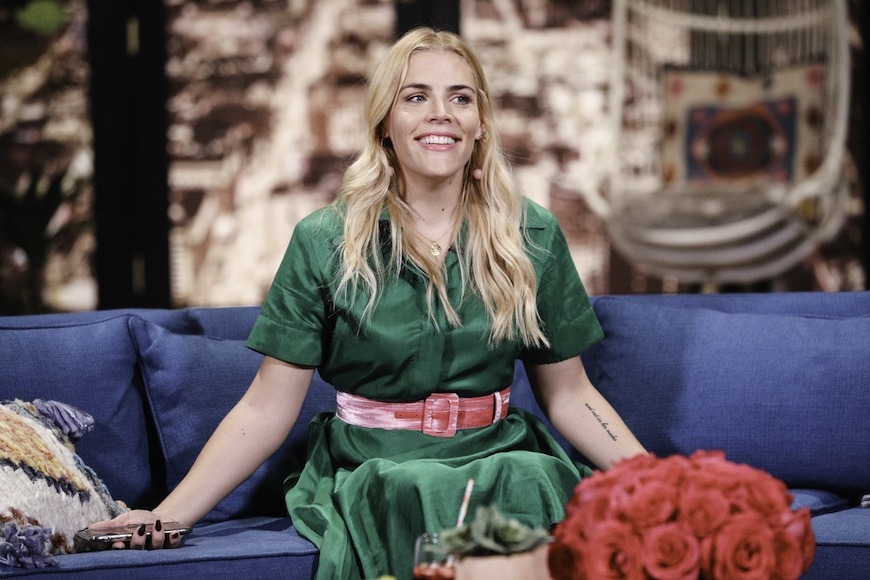 Thumbnail for Busy Philipps' Gassed-up, Superlative-Heavy Talk Show Is Just the Mood Boost You Need