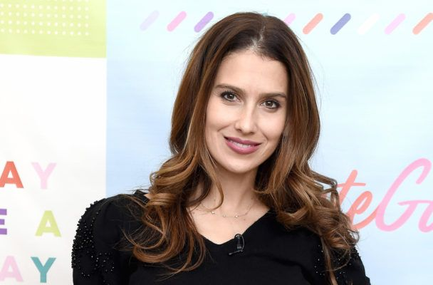 The simple exercise Hilaria Baldwin swears by for super-toned arms