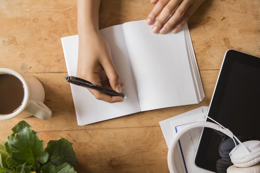 journaling benefits