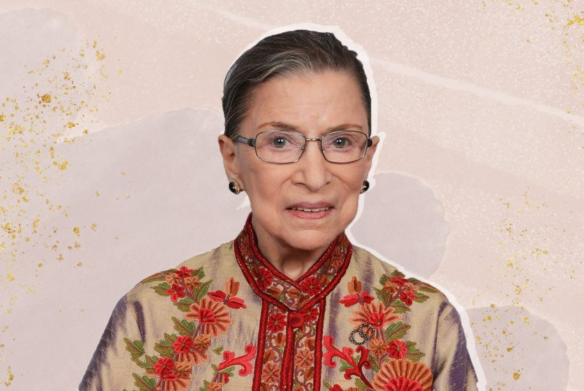 The Top 6 Self-Care Practices We Want RBG to Do While She's on the Mend