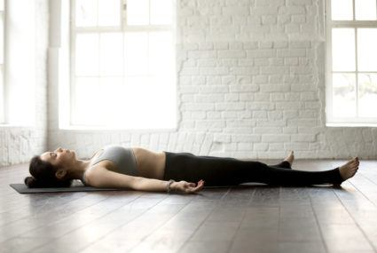 Why you should do Savasana after *every* workout, according to science
