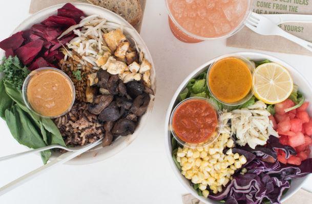 NYC and LA fave salad bar Sweetgreen's healthy food revolution just got a whole lot bigger