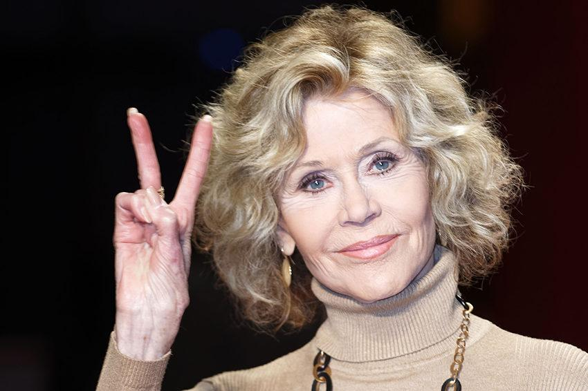 Jane Fonda's Finally Designing Workout Clothes and TBH, We Can't Believe It Took This Long