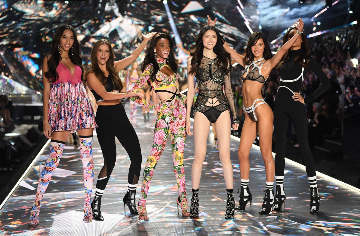 Thumbnail for I went backstage at the Victoria's Secret fashion show and all the Angels had one piece of advice