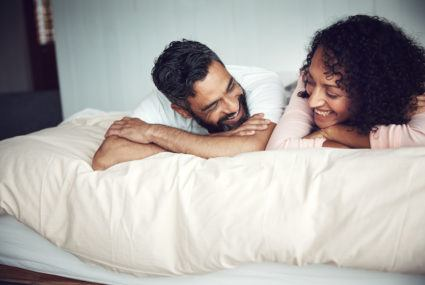 Finally, a science-backed reason to feel great about only having sex on the weekends
