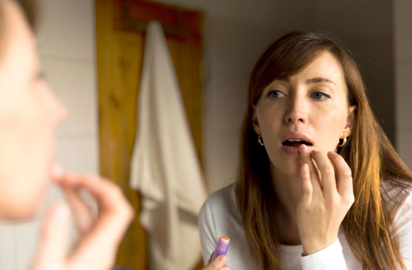 Thumbnail for Avoid *This* Ingredient in Your Lip Balms If You Have Chapped Lips