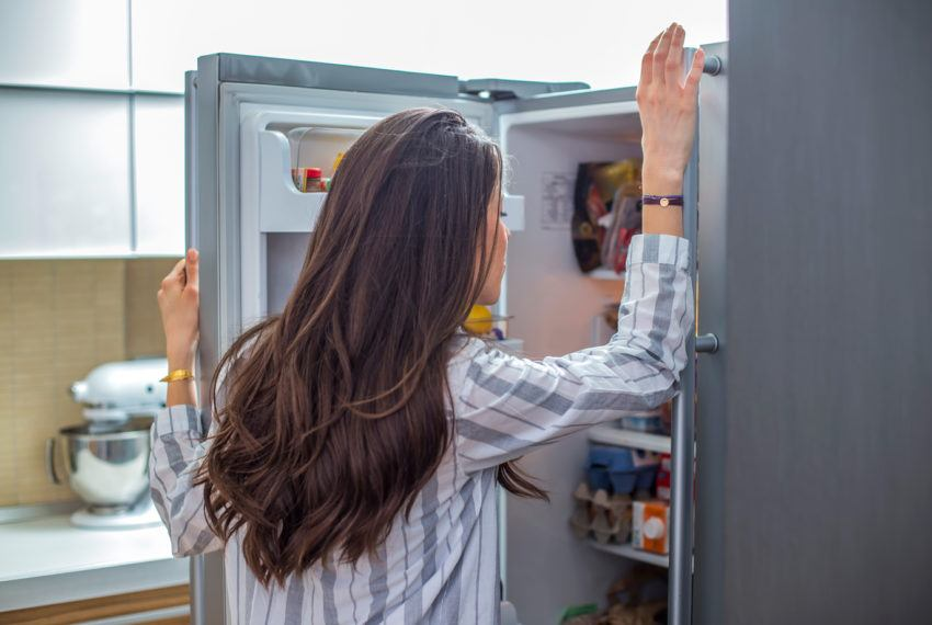 Why is everyone all of the sudden obsessed with storing their skin care in the fridge?