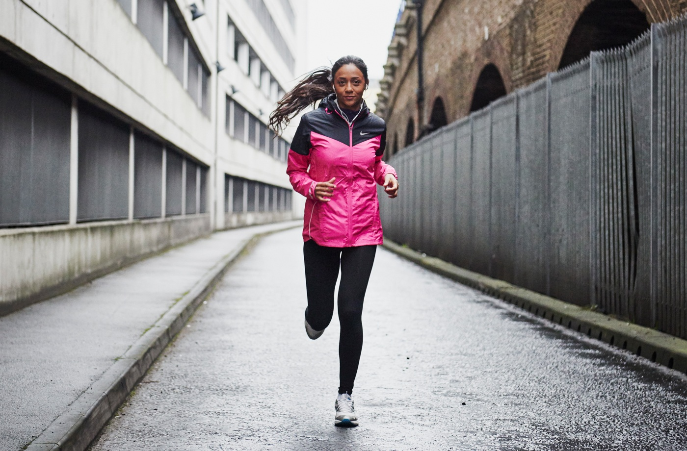 Thumbnail for Bundle up, runners: A Peloton coach says you should log miles outside *at least* once a week