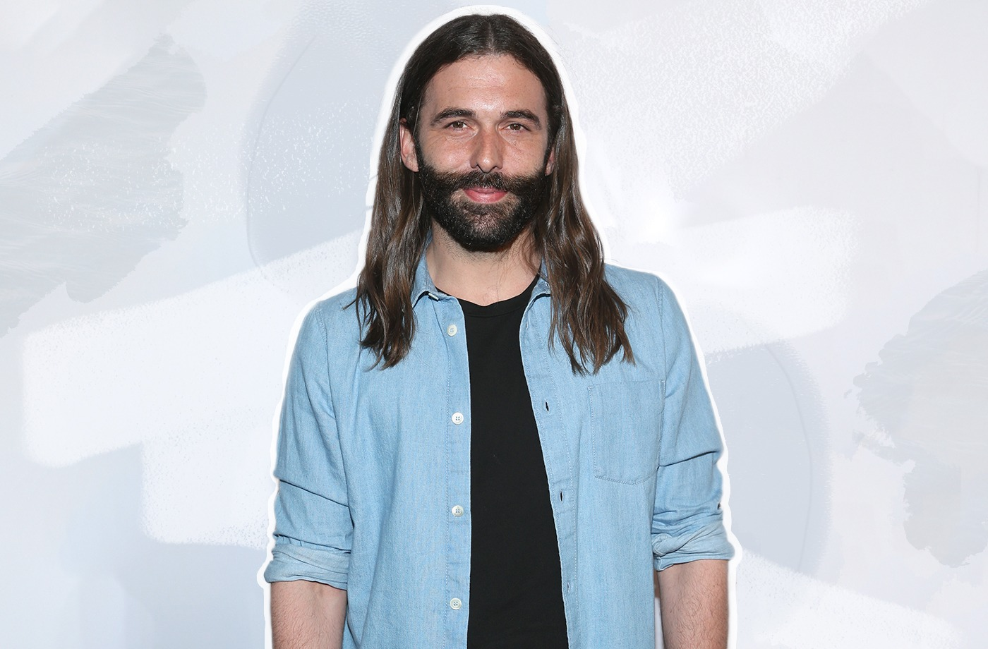Seeing A New Hairstylist Here S Jonathan Van Ness Top