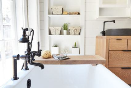 The one place in your bathroom you're not cleaning, but should